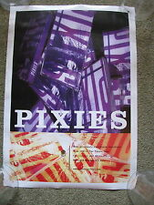 Pixies - Purple Tapes Re-release - PROMO POSTER