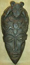BAMILEKE BAMUM Mask Grasslands Cameroon African Art Collectibles