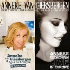 ANNEKE VAN GIERSBERGEN - IN YOUR ROOM/LIVE IN EUROPE NEW CD