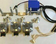 Proxxon MF70 CNC Umbau Kit komplett Nema 23 Schrittmotor Steuerung Gehäuse #2