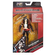 "DC Comics Multiversum Suicide Squad Katana 6"" - Action Figur von Mattel"