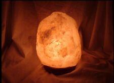 Himalayan Salt Lamp Pink Salt Crystal Lamp Ionizer Reiki Chakra Heal Night Light