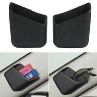 Regalo del sostenedor del coche Auto Accesorios Gafas Organizador Caja de almace
