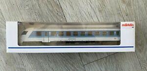 MARKLIN 43300 HO DB 2ND CLASS COACH/CAB CONTROL CAR – 51 80 80-95 813-6 boxed