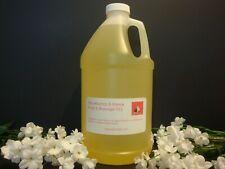 Strawberries & Cream Body/Massage/Hair Oil 64oz/Half Gallon Free Shipping!