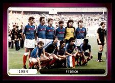 Panini Euro 2012 - 1984 France History No. 525