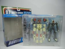 "ADVANCED MS IN ACTION "" GAT-X103 Buster Gundam "" Action Figure MSIA  BANDAI / OP"