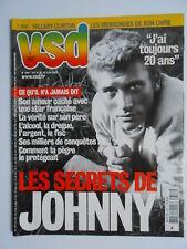 ►VSD 1346/2003 -  JOHNNY HALLYDAY J'AI TOUJOURS 20 ANS