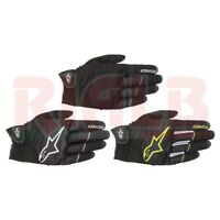 Guanti Touchscreen compatibili Alpinestars ATOM Gloves per Moto con Protezioni