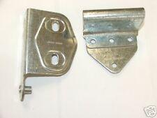 Amarr #4 Left Safe Guard Roller Carrier & End Hinge Authentic Garage Door Parts