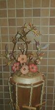 Vintage Franklin Mint House of Faberge Beauty in Bloom Hummingbirds Figurine