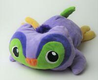 "Animal Adventure Owl Green Purple Soft Stuffed Plush Animal 10"""