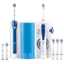 Braun Oral-B OxyJet Munddusche und Pro 2000 Elektrische Zahnbürste