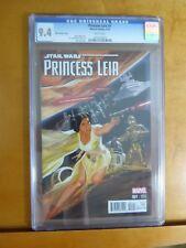 Princess Leia #1, Alex Ross color variant, Marvel, 2015