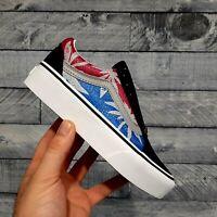 Vans OLD SKOOL PLATFORM After Dark Women's Shoes Size 6.5