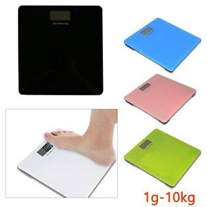 Up to 180KG Bathroom Weight Electronic Digital Scales Body Fat Weighing Scale UK