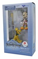 "KINGDOM HEARTS - MICKEY WITH PLUTO ACTION FIGURE 7"" / WALGREENS EXCLUSIVE"