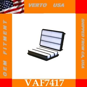Air Filter For Acura , Honda , Isuzu Toyota Based On Fitment Chart, Verto USA