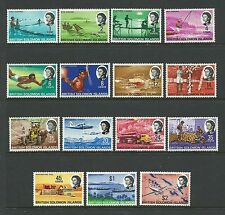 1968 Views & QE 11 set of 15 Complete MUH/MNH as Issued