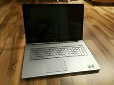 Dell Inspiron 17 7737 i7 16GB RAM 1TB HDD GeForce GT 750M Laptop Notebook