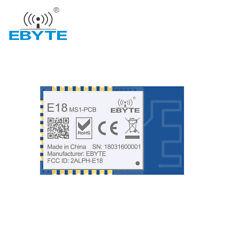 CE  FCC iot mesh 2.4GHz E18-MS1-PCB SPI CC2530 low cost ZigBee wireless module