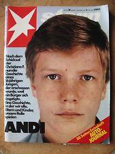 Stern Magazin Zeitschrift, JG 1980, einzelne Hefte