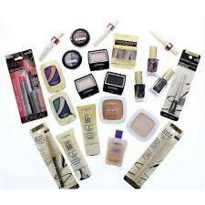 Premium Makeup Lot 100 pcs. L'Oreal, Maybelline, Revlon, LOT #1 NO NAIL POLISH