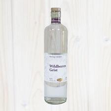 29,86 €/L.Penninger Wildbeeren-Geist 0,7 Ltr. 40% Obstbrand, bayerischer Wald
