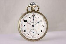 vintage pocket watch chronograph! Extraordinary and rare!