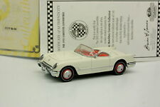 Matchbox 1/43 - Chevrolet Corvette Convertible 1953 Blanche