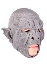 Epic Armoury LARP Orkbestie-Maske Unbemalt Ork Fasching Halloween Gummimaske