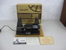 Vintage Kalart Editor Viewer Eight Model EV-8 8mm Movie Film Splicer Pre-Owned