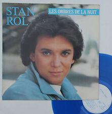 """Vinyle 33T Stan Rol  """"Les ombres de la nuit"""" - color disc"""