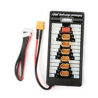 T-Plug XT60 LiPo Battery Parallel Charging Balance Board Charger IMAX B6 B6AC