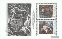 Tschechoslowakei Block91 (kompl.Ausg.) postfrisch 1988 Philatelie