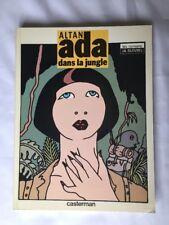 BD - ADA dans la jungle / EO 1982/ ALTAN / CASTERMAN