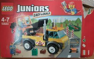 LEGO 10683 Juniors Construction Set Truck Only