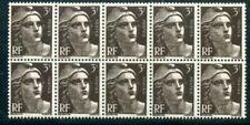 Timbres célébrités avec 10 timbres