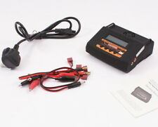 GT Power C6D RC Car Buggy Battery AC/DC Charger 2-4s LiPo LiFe 4-8s NiMH NiCD