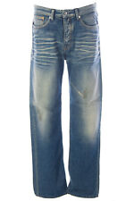 BLUE BLOOD Men's Jack PD Dirty Wash Denim Jeans MFOFW0615 $250 NWT