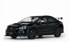 SUNSTAR MODEL 1/18 #5553 Subaru S207 NBR Challenge Package Black