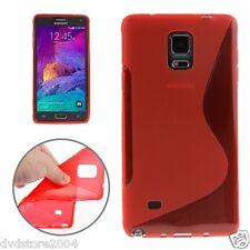 Custodia Cover Case WAVE ROSSA S LINE Per Samsung Galaxy Note 4 N910