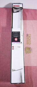 Delta- Everly 24 in. Towel Bar in SpotShield Brushed Nickel (Missing Hardware)