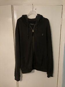 All Saints Ram Mens Hoodie Sweatshirt Size Med