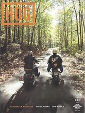Harley Magazine 2016 HOG 48 Hours In Nashville Ghost Riders Tour Ontario 034