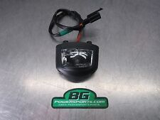EB250 2013 13 KAWASAKI ER-6N ER650 LICENSE PLATE LIGHT LAMP