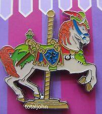 Disney Carousel Kingdom Peter Pan Carousel Horse Pin New!!
