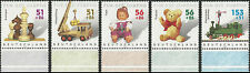 Jugendmarken 2002 – Kinderspielzeug – postfrisch – 2260-2264