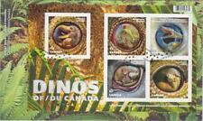 Canada 2016 FDC #2923 - Dinos of Canada (Set of 5)
