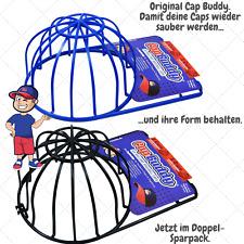 2 Cap Buddys - 1 niedriger Preis. DIE ORIGINALEN Cap Wascher für deine Kappen